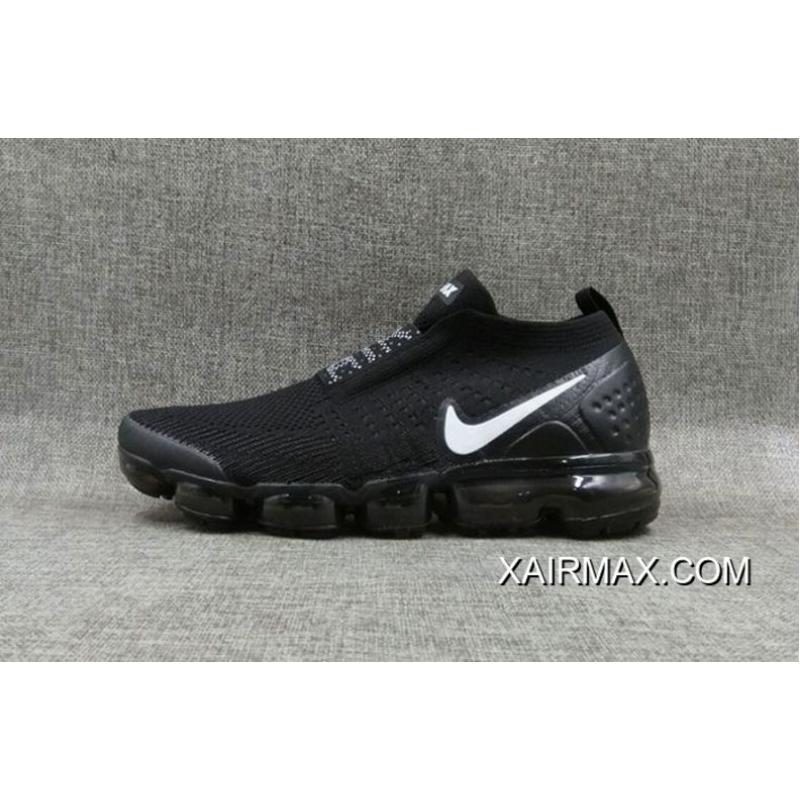 super popular a5313 6d5a8 Online Men 2018 Nike Air VaporMax MOC 2 Running Shoe SKU:121894-453