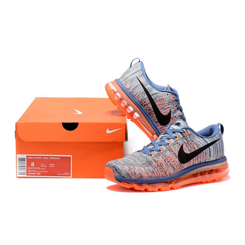 Online Men Nike Flyknit Air Max SKU:14954 258