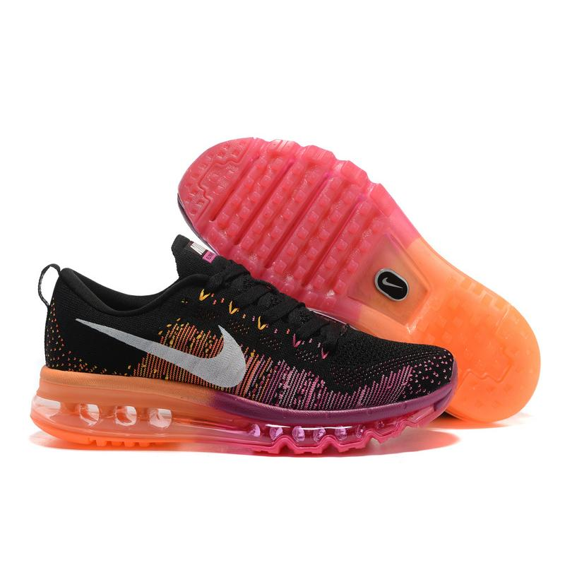 new concept d60e4 a5f9f Latest Men Nike Flyknit Air Max SKU 104636-260 ...
