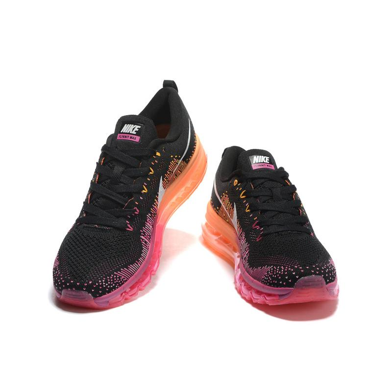 separation shoes 08b97 47a75 ... Latest Men Nike Flyknit Air Max SKU 104636-260 ...