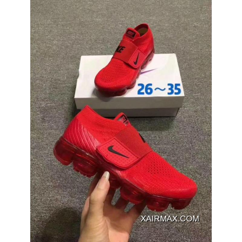 f8b3ce1e584f6 Buy Now Kids Nike Air VaporMax 2018 Flyknit Running Shoe SKU 70859 ...