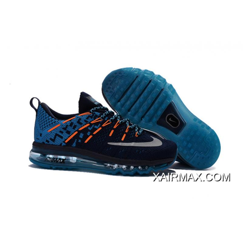 Kids Nike Air Max 2016 Running Shoe SKU:59446-217 Top Deals ...