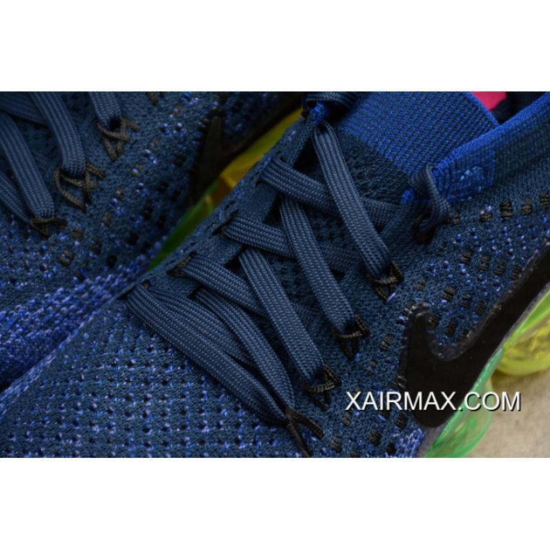 49022859f430f ... New Style Men Nike Air VaporMax 2018 Flyknit Running Shoes SKU 88849-261  ...
