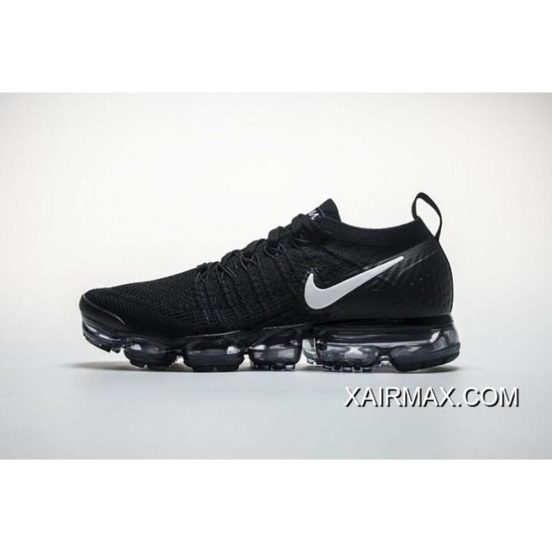 d432f93f72d88d Advanced Design Nike Air VaporMax 2018 Kpu Black Red Men s Running Shoes  Sneakers