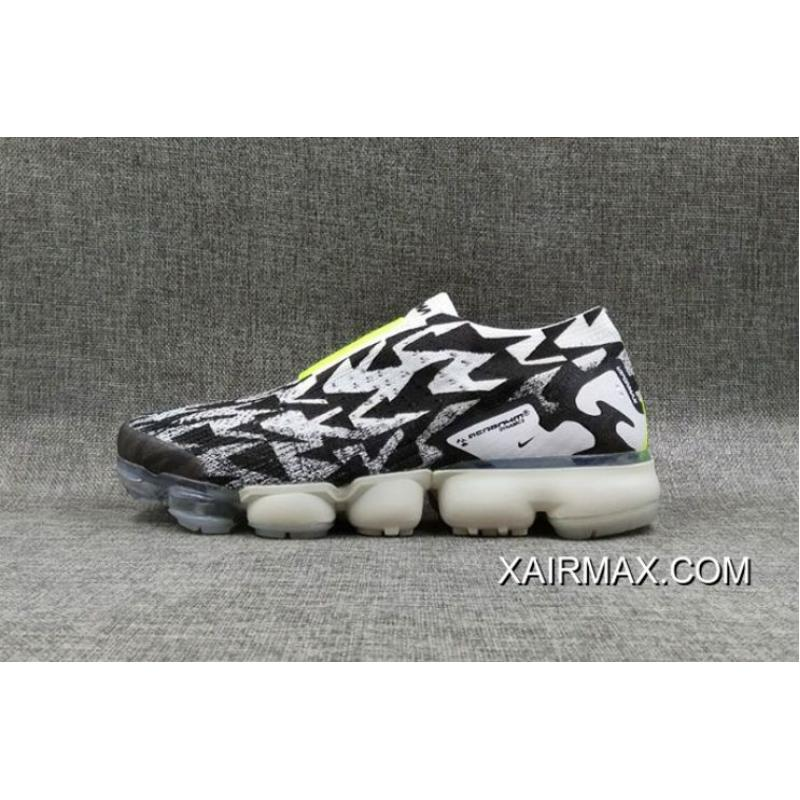 new product 3a215 f61e5 Men 2018 Nike Air VaporMax MOC 2 Running Shoe SKU 152381-462 Free Shipping  ...