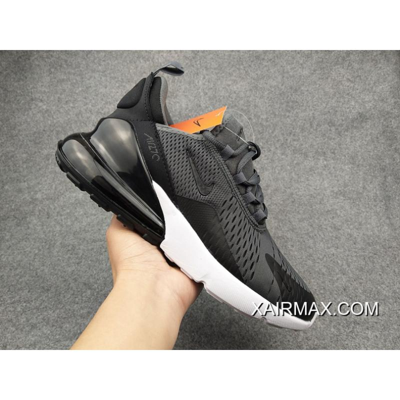 new product 67fbe c1c1b Men Nike Air Max 270 Running Shoe SKU:140959-205 For Sale