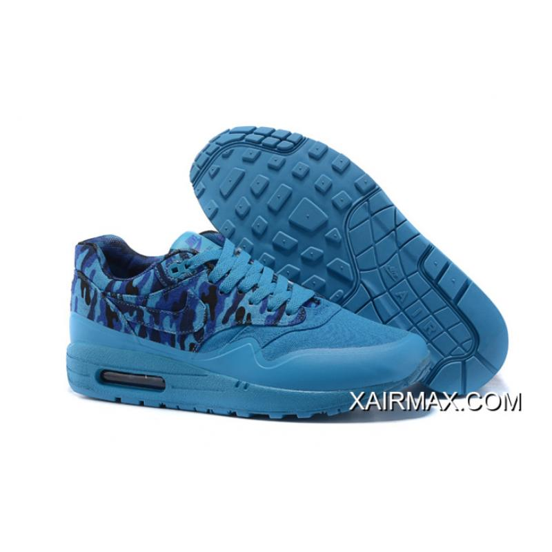 brand new b6f95 a659a Authentic Men Nike Air Max 1 Running Shoes SKU 197829-321 ...