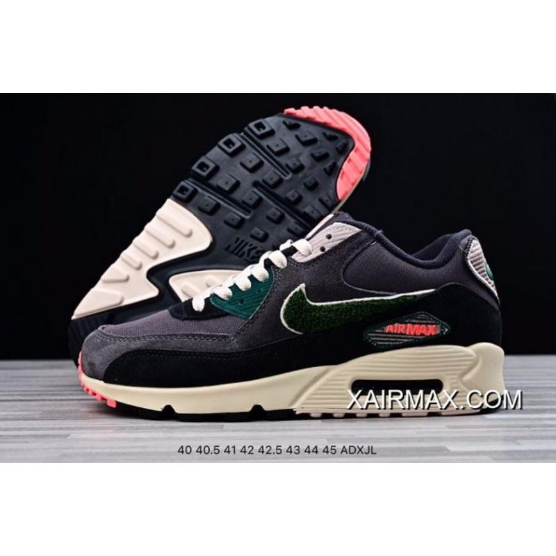 """OVERKILL on Instagram nike Air Max 90 Premium"""" Curry"""