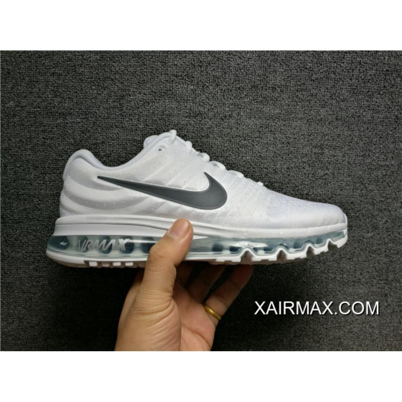 buy popular ca102 b13ee Men Nike Air Max 2017 Running Shoes SKU:26890-255 New Release
