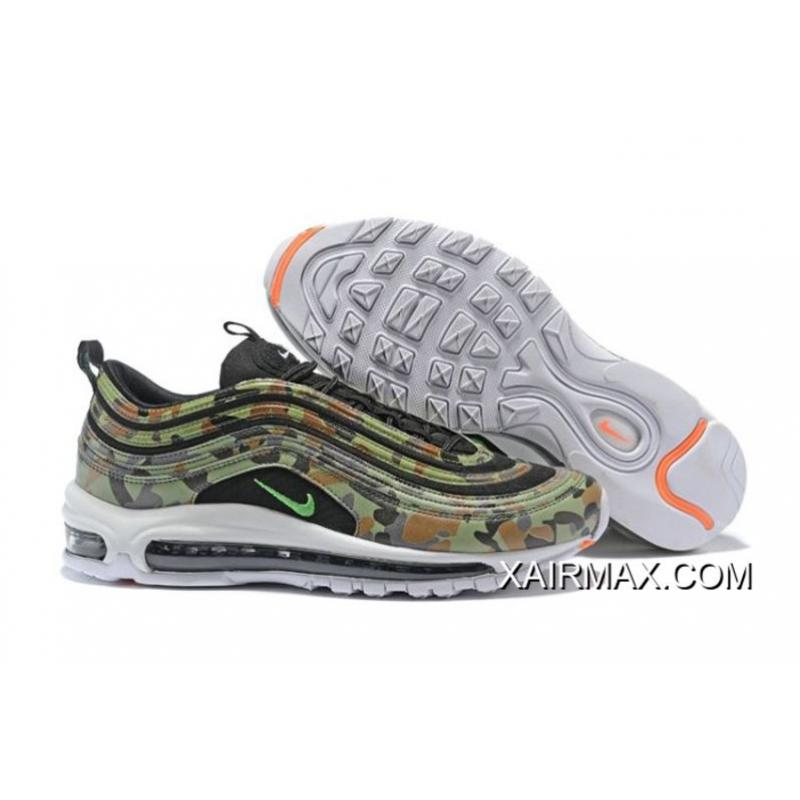 save off 01280 4991e Men Nike Air Max 97 Running Shoe SKU 108542-268 New Style ...