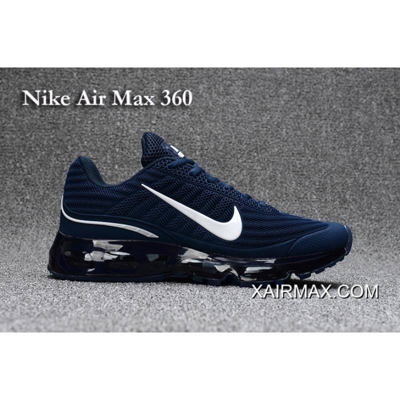 ... Men Nike Air Max 360 Running Shoes KPU SKU:123120-207 Big Deals ...