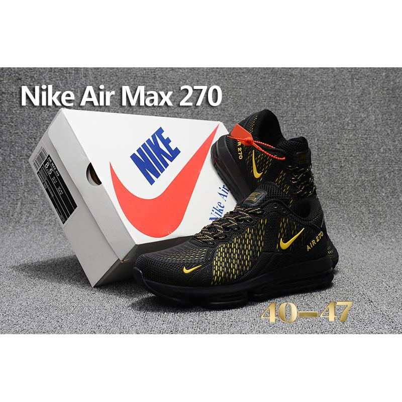 finest selection f6ce6 16045 Men Nike Air Max 270 Running Shoes KPU SKU 159957-235 New Style ...