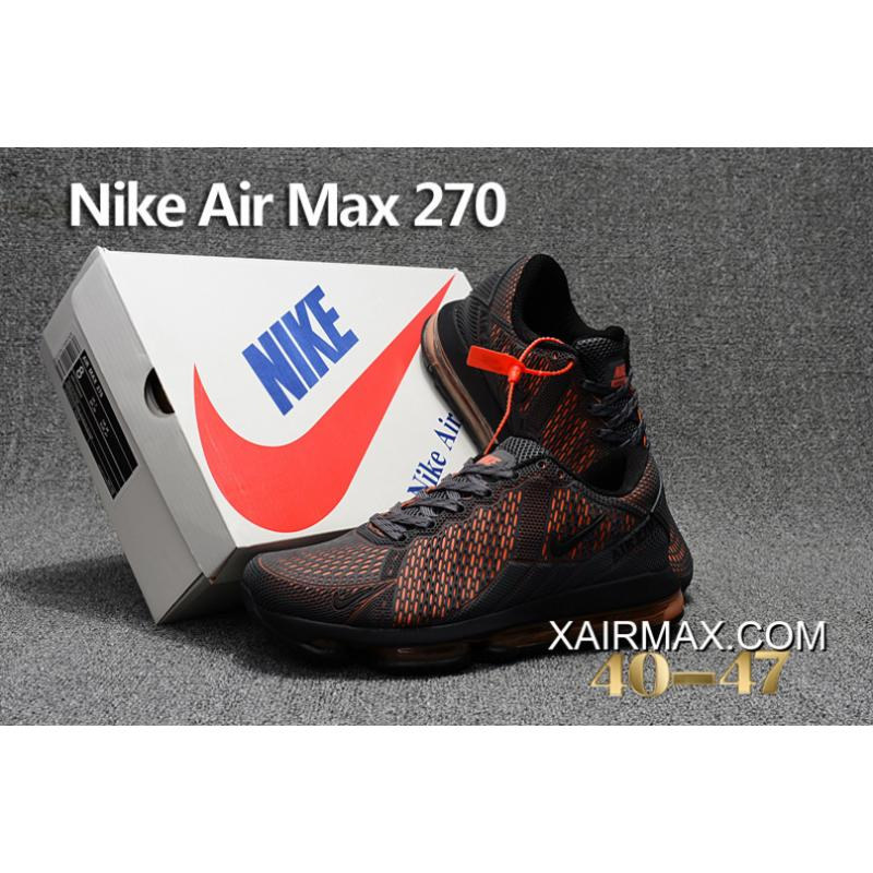 2aa8f82e56d Copuon Men Nike Air Max 270 Running Shoes KPU SKU 198694-241 ...