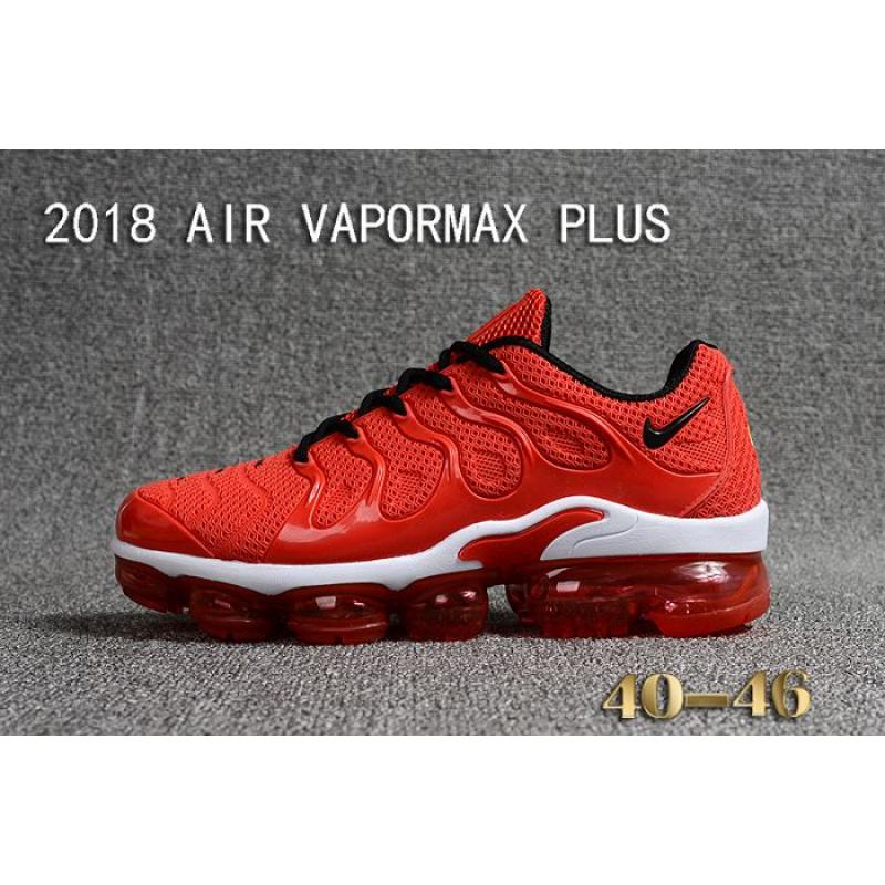 9ab66b944e ... New Style Men Nike 2018 Air VaporMax Plus Running Shoes KPU SKU:68235-308  ...