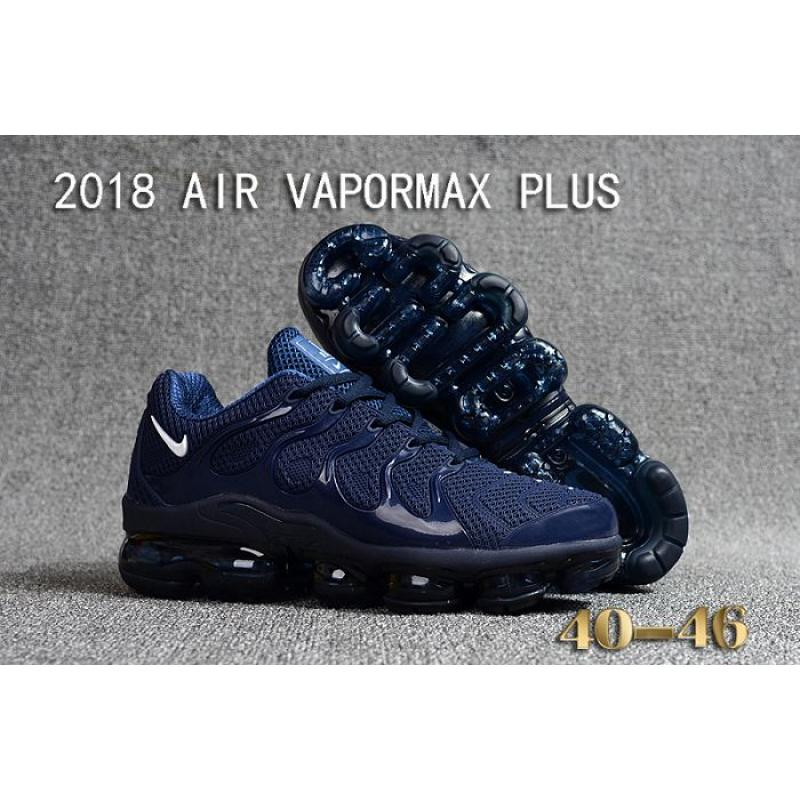 For Sale Men Nike 2018 Air VaporMax Plus Running Shoes KPU SKU162377-311  ...