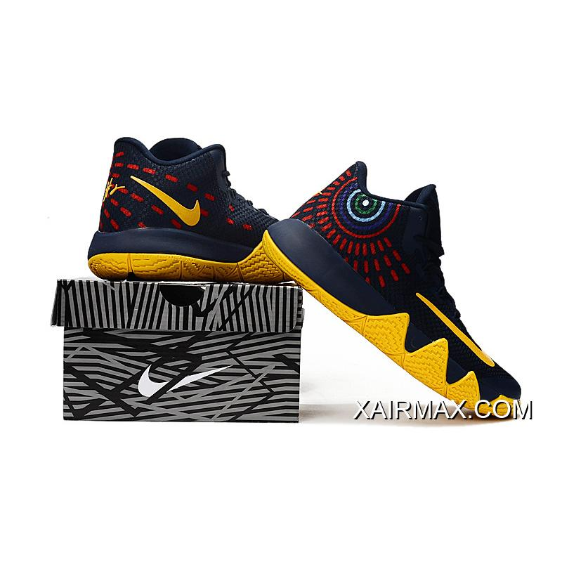 purchase cheap ec3f3 f88c3 amazon womens nike kyrie 4 yellow norway 90c08 aa863