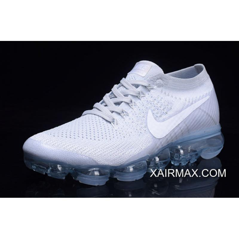 8d1e2d8fa0 Authentic Women Nike Air VaporMax 2018 Flyknit Sneakers SKU:92598-238 ...