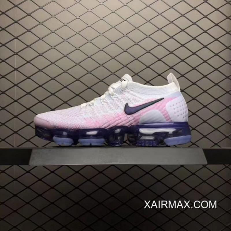 fd9ee6f4c2 Women Nike Air VaporMax 2018 Flyknit Sneakers SKU:169317-297 Super Deals ...