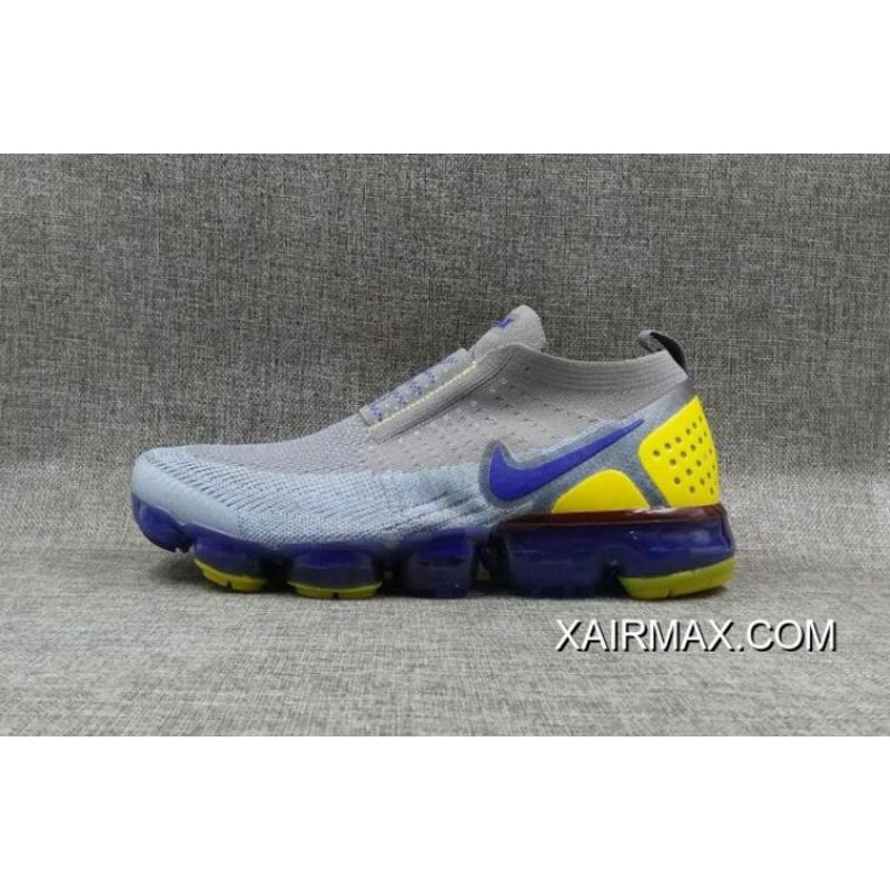 571abd4546b1 Big Deals Women 2018 Nike Air VaporMax MOC 2 Sneaker SKU 95270-359 ...