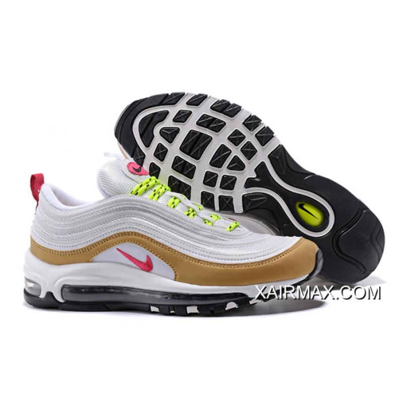 magasin en ligne d0b7e d0052 Authentic Women Nike Air Max 97 Sneaker SKU:174771-216
