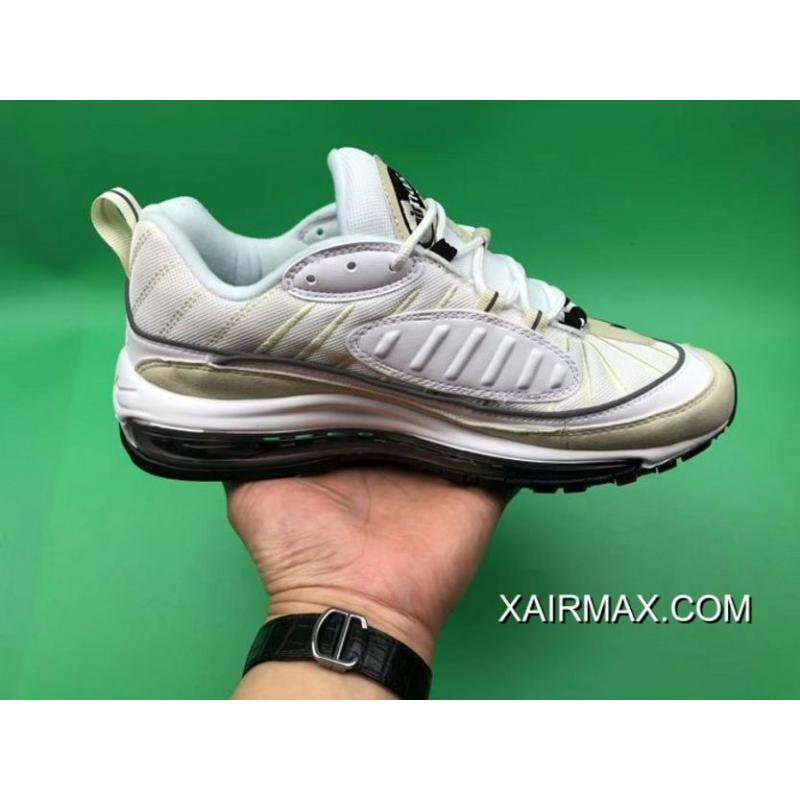 Max Air Sku 31761 Fossil Best 98 Sneakers 205 Nike White Women m0ONw8nyv