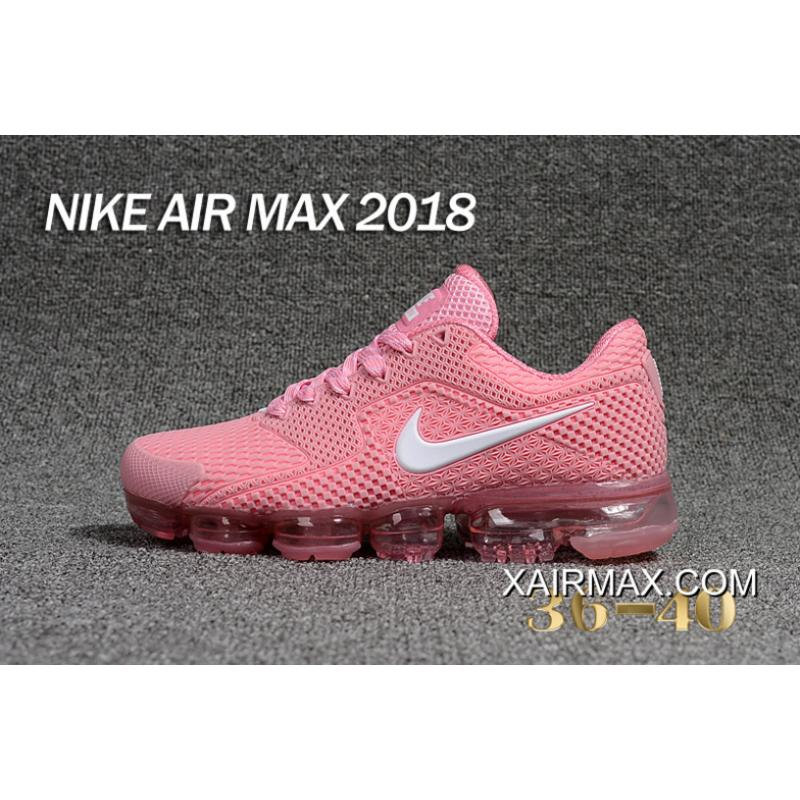 newest 7bc47 eb05c Women Nike Air VaporMax 2018 Sneakers KPU SKU:110884-215 Latest