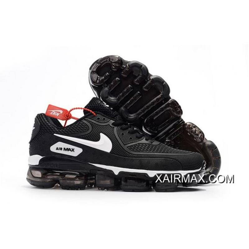 Women Nike 2018 Air VaporMax 90 Sneakers KPU SKU 124289-231 For Sale ... ef53af9f3