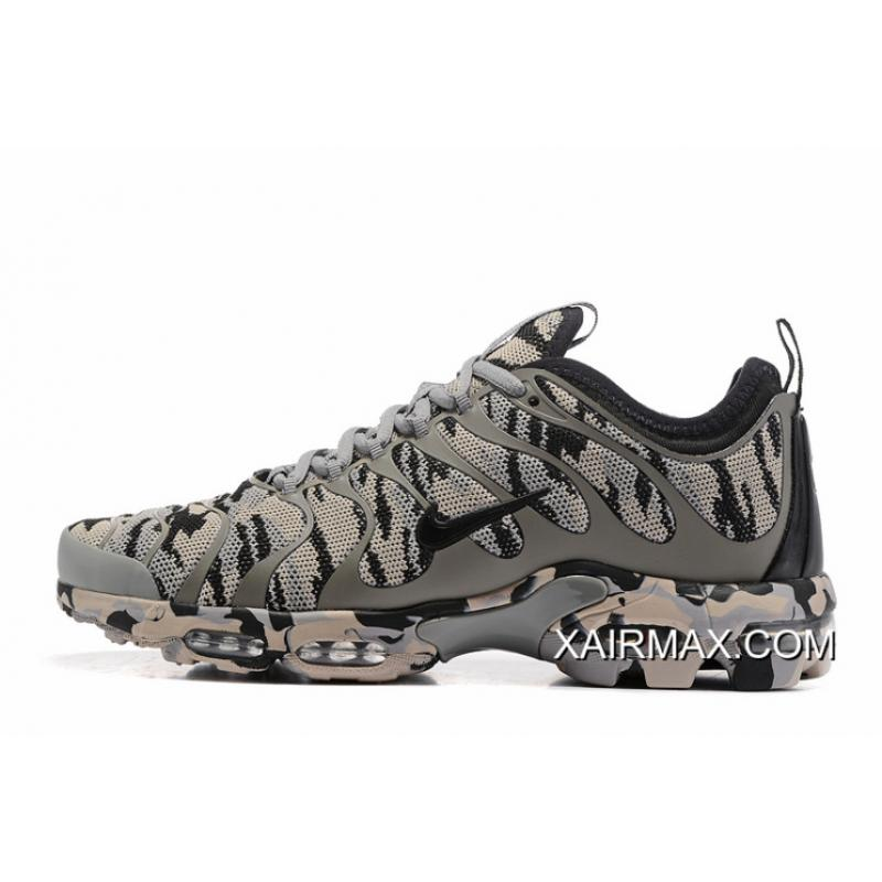 half off 4358d 86e8b Authentic Women Nike Air Max Plus TN Ultra Camouflage Sneaker SKU:146404-219