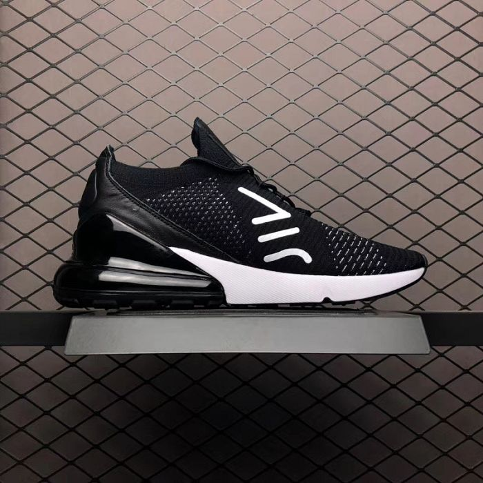 Online Men Nike Air Max 270 Weave Running Shoe SKU:179852 240