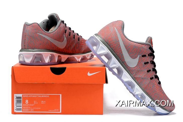 low priced 1841a 977ea For Sale Men Nike Air Max Tailwind 8 Running Shoe SKU 95194-208